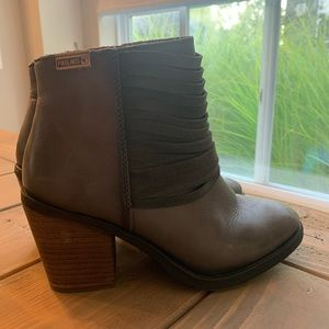 PIKOLINOS Ankle Booties with Heel